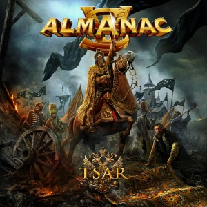 ALMANAC - ''Tsar'' Cover