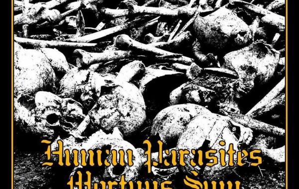 "HUMAN PARASITES / MORTUUS SUM – ""Shadows of the Forthcoming Devastation"" split Review"