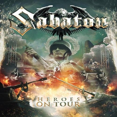 "SABATON – ""Heroes On Tour"""