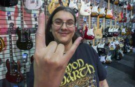 Η metal μουσική έχει θετική επιρροή στην αντιμετώπιση του άγχους, σύμφωνα με πρόσφατη έρευνα!
