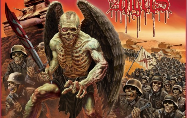 SUICIDAL ANGELS – ''Division of Blood''