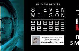 "STEVEN WILSON στο Rock Overdose: ""Το show είναι μία πολύ δυνατή και καθηλωτική εμπειρία, και ανυπομονώ να το φέρω στην Ελλάδα""."