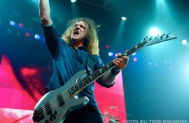 David Ellefson (MEGADETH) on Rock Overdose:'The industry is interested in whatever sells'