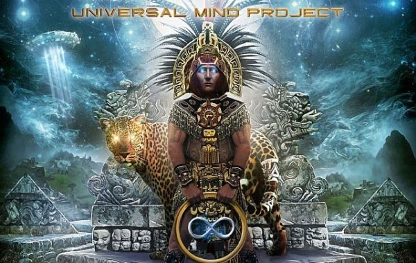 UNIVERSAL MIND PROJECT – '' The Jaguar Priest ''