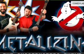 """Metalizing the """"Ghostbusters""""!!!"""