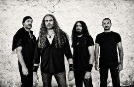 James Edouarth (SPIDER KICKERS) στο Rock Overdose:'Ο επόμενος θα είναι ο πιο σκληρός μας δίσκος'