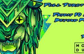 Διαγωνισμός: Κερδίστε προσκλήσεις για το Full Throttle Jam με τους Beyond Perception, Maplerun, Amniac, The Mound!