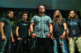 SCAR OF THE SUN στο Rock Overdose:'Η Ελλάδα αντιμετωπίζεται με κόμπλεξ από τους Ευρωπαίους'