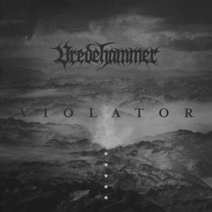 Vredehammer - Violator Cover
