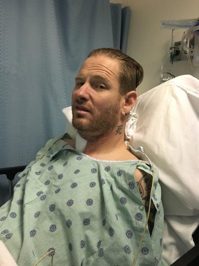 corey taylor surgery