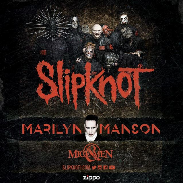 slipknot tour