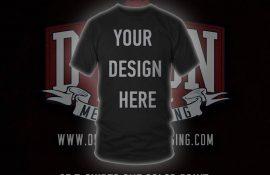 Διαγωνισμός: Κερδίστε τυπωμένα T-shirts για τη μπάντα σας από την D-sing Merchandising Services!