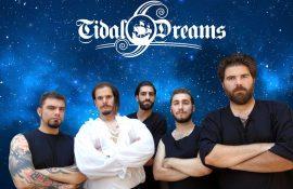 "TIDAL DREAMS στο Rock Overdose: ""Αισθανόμαστε απίστευτα που θα παίξουμε στο Wacken!"""