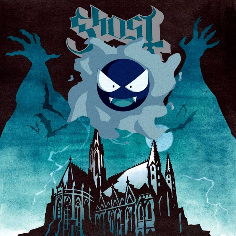 Ghost ft. Ghastly