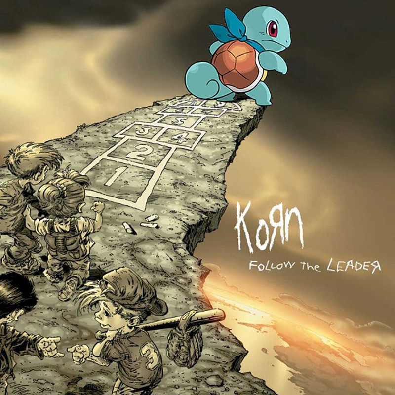 Korn ft. Squirtle