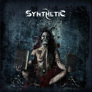 Synthetic - Here Lies The Truth cover2