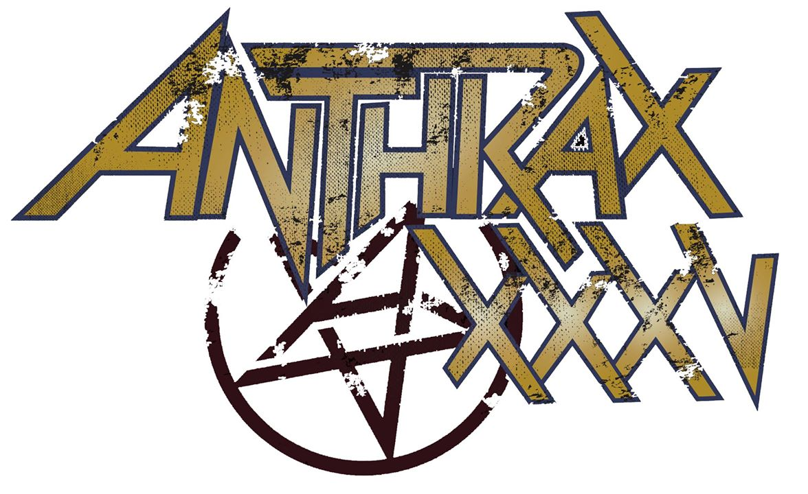 anthrax 35 years