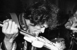 Στην πρώτη συναυλία του Jimi Hendrix