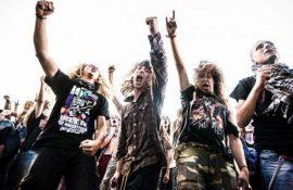 Η metal και η punk μουσική ηρεμούν τα νεύρα!