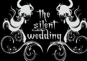 the silent wedding logo