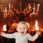 Η metal μουσική ΔΕΝ βλάπτει τα παιδιά σας!Βάλτε τα να ακούνε χωρίς κανένα άγχος!