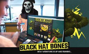 Black Hat Bones μεσα 3