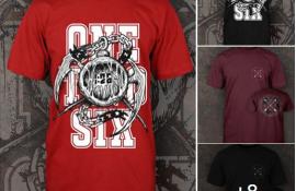 Διαγωνισμός: Κερδίστε 2 Τ-Shirts της ONE TWO SIX clothing!