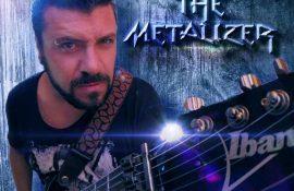 Ο Νίκος Πρωτονοτάριος σ'ενα φοβερό Shred Solo στο Rock In Dio!