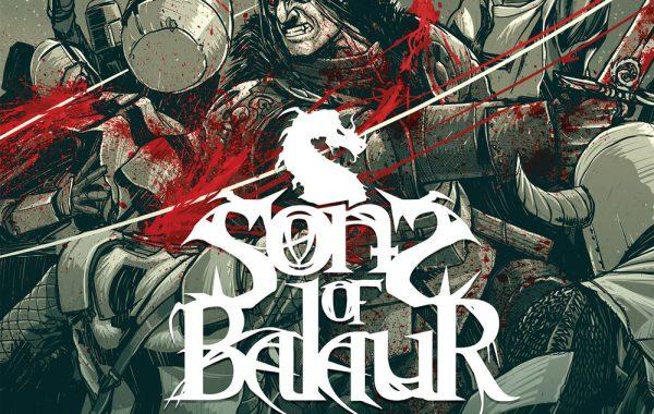 "SONS OF BALAUR – ""Tenebris Deos"""