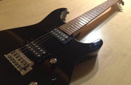 Πωλείται ηλεκτρική κιθάρα JACKSON JS – Dinky model Black