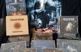 Διαγωνισμός: Κερδίστε πακέτο με CDs από την Pitch Black Records!
