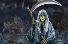 STEVE GRIMMETT'S GRIM REAPER – ''Walking in the Shadows''