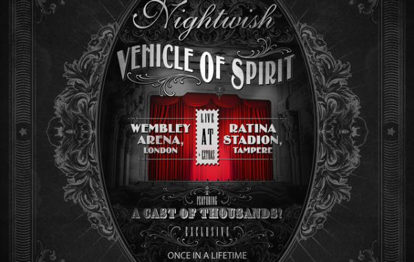 """NIGHTWISH – """"Vehicle Of Spirit (3 DVD)"""""""
