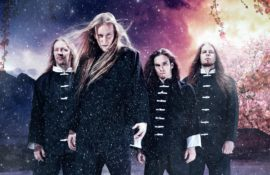"""WINTERSUN on RockOverdose: """"Our new album consists of four different songs, with unique feel in all of them!"""""""