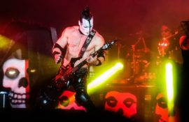 """Doyle Wolfgang (MISFITS, DOYLE): """"I am working on a few songs with Alissa White-GLuz for her upcoming solo project"""""""