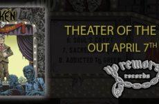 """Προακρόαση δίσκου: AMKEN – """"Theater of the Abusrd"""""""