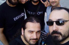 "DEFISION στο Rock Overdose:"" Σας περιμένουμε όλους στις 22 Απριλίου στο Modu της Αθήνας"""