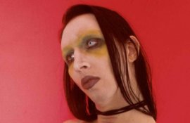MARILYN MANSON: Ο Super-villain (αντι-ήρωας) του metal!
