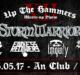 Ανταπόκριση: Up The Hammers XII Warm Up Show @ An Club, Αθήνα (25/05/2017)