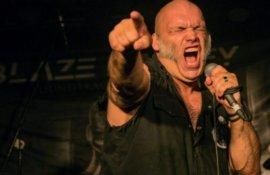 "Blaze Bayley (BLAZE) στο Rock Overdose:""Δεν βλέπω την ώρα να επιστρέψω και να παίξω στο Ελληνικό κοινό!"""