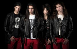 CHRONOSPHERE στο Rock Overdose:' Νιώθουμε σαν να περάσαμε σε άλλο επίπεδο με τον δίσκο μας Red N Roll'