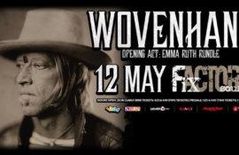Διαγωνισμός: Κερδίστε προσκλήσεις για τη συναυλία των WOVENHAND στη Θεσσαλονίκη!