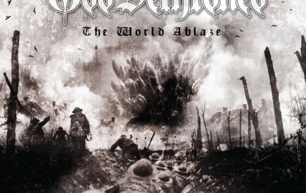 "GOD DETHRONED – ""The World Ablaze"""