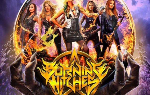 """BURNING WITCHES – """"Burning Witches"""""""