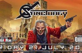 Διαγωνισμός: Κερδίστε μία πρόσκληση για τη συναυλία των SANCTUARY στην Αθήνα!