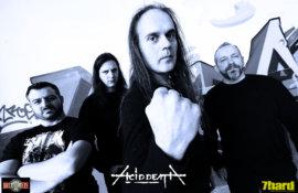 """Σάββας Μπετίνης (ACID DEATH) στο Rock Overdose:""""Το νέο album των ACID DEATH με Swing ή Stoner στοιχεία;;; Καθόλου παράξενο!"""