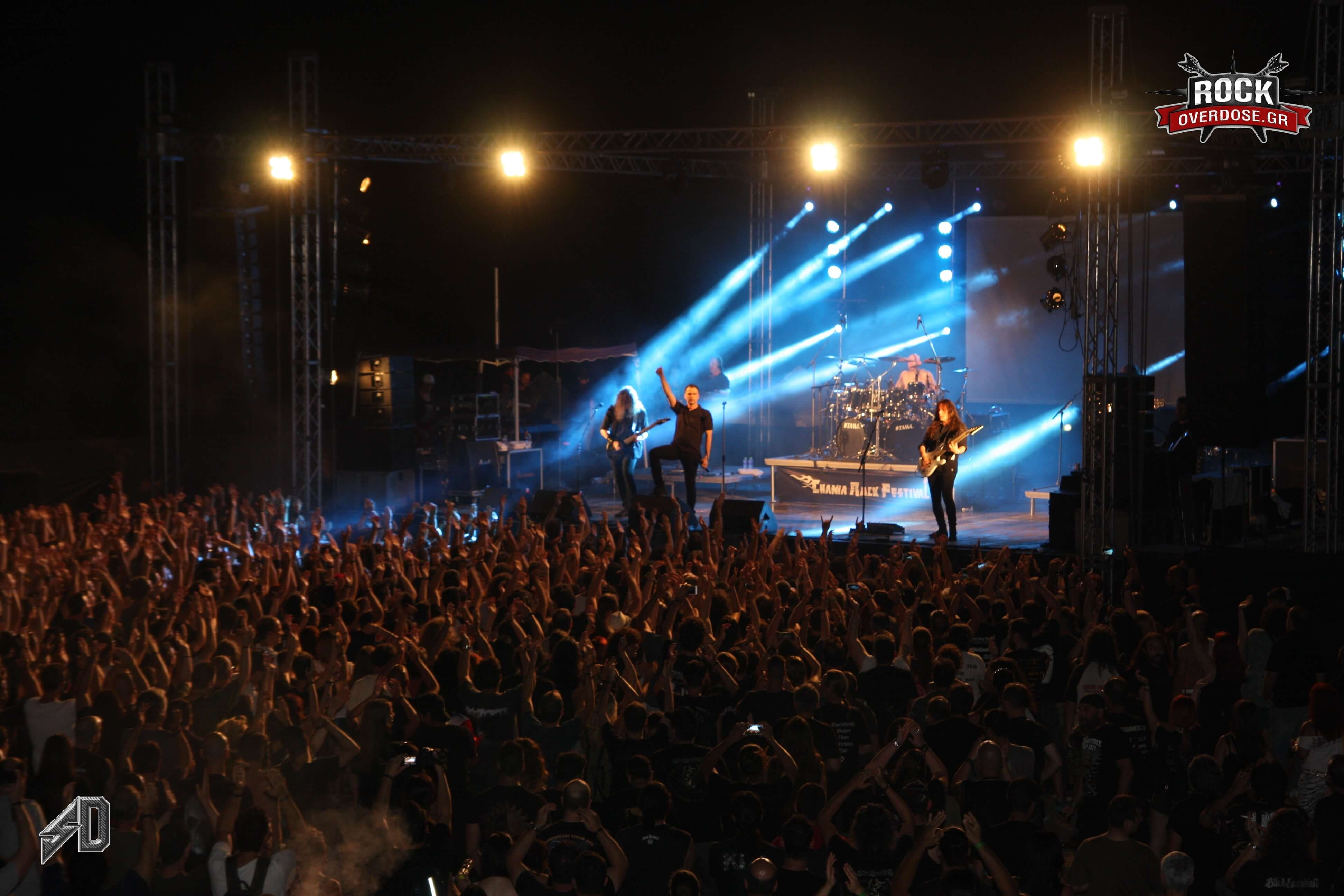 Live Report: Chania Rock Festival Day 1, BLIND GUARDIAN
