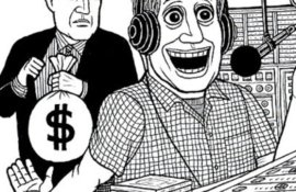 Τι θα γίνει επιτέλους με τις ίδιες playlist των ''Rock'' σταθμών; Και γιατί ο ραδιοφωνικός παραγωγός είναι λειτούργημα.