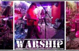 "WARSHIP στο Rock Overdose: ""Θέλαμε να δημιουργήσουμε ένα καθαρό heavy metal άλμπουμ, όπως αυτά της δεκαετίας του '80"""
