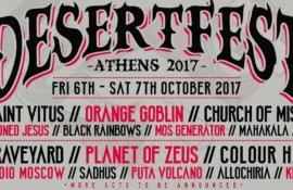 Διαγωνισμός: Κερδίστε προσκλήσεις για το DESERTFEST ATHENS!